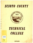 Scioto County Technical College catalog 1970 by Scioto County Technical College